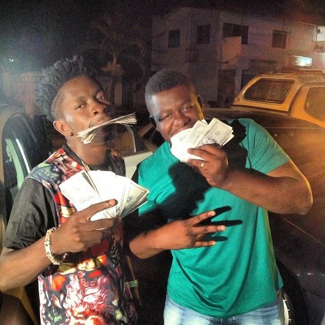 Scammer in ghana