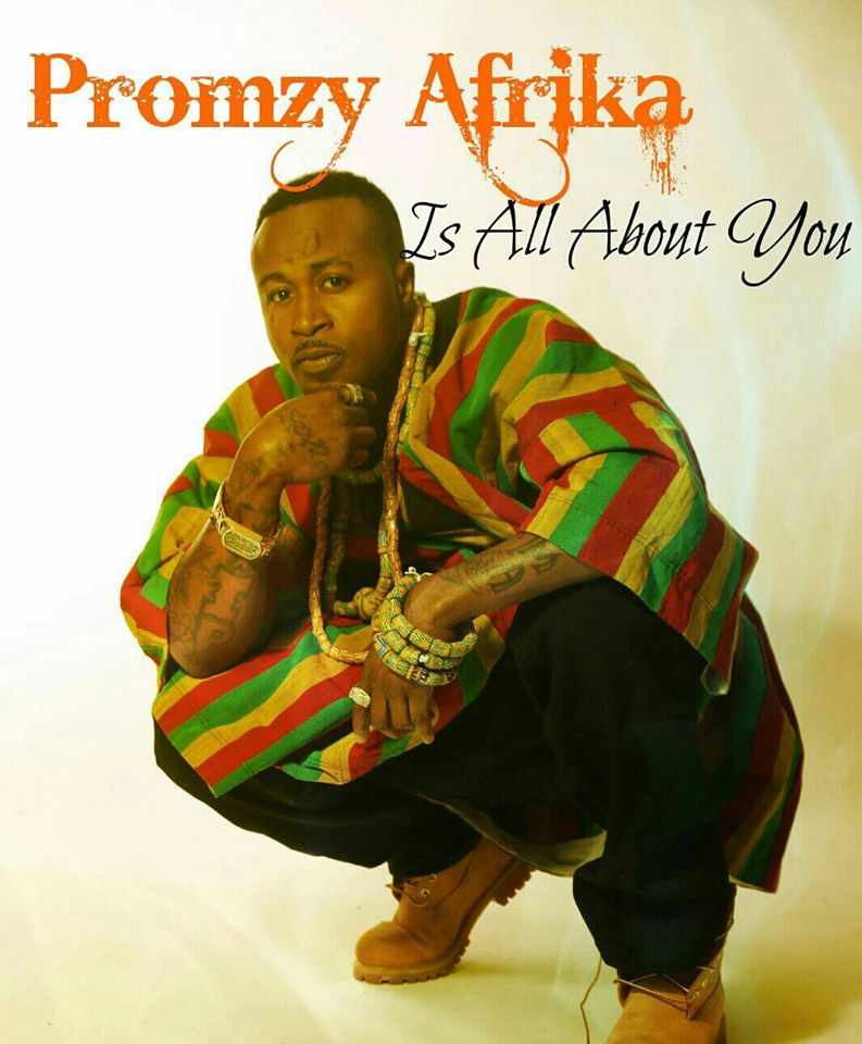 Promzy Africa – Its All About You ( Ft. Naa Amanua) (prod.by Roro)ss