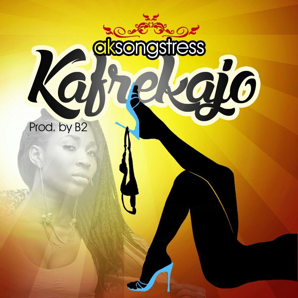 AK Songstress - Kafrekajo (Prd By B 2 ) www.GhanaSongs.org
