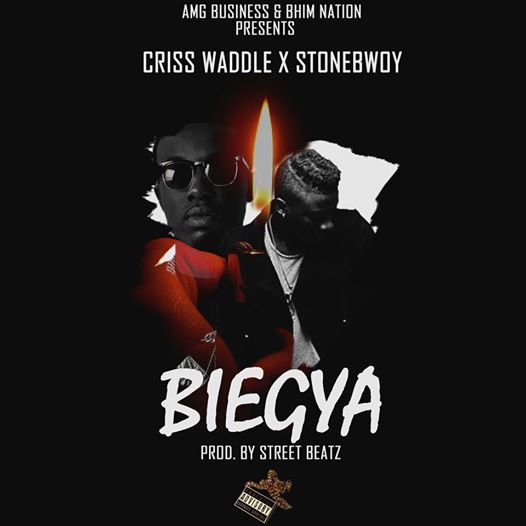 Criss Waddle Feat StoneBwoy – Bie Gya (OPEN FIRE) (Prod By StreeBeatz)