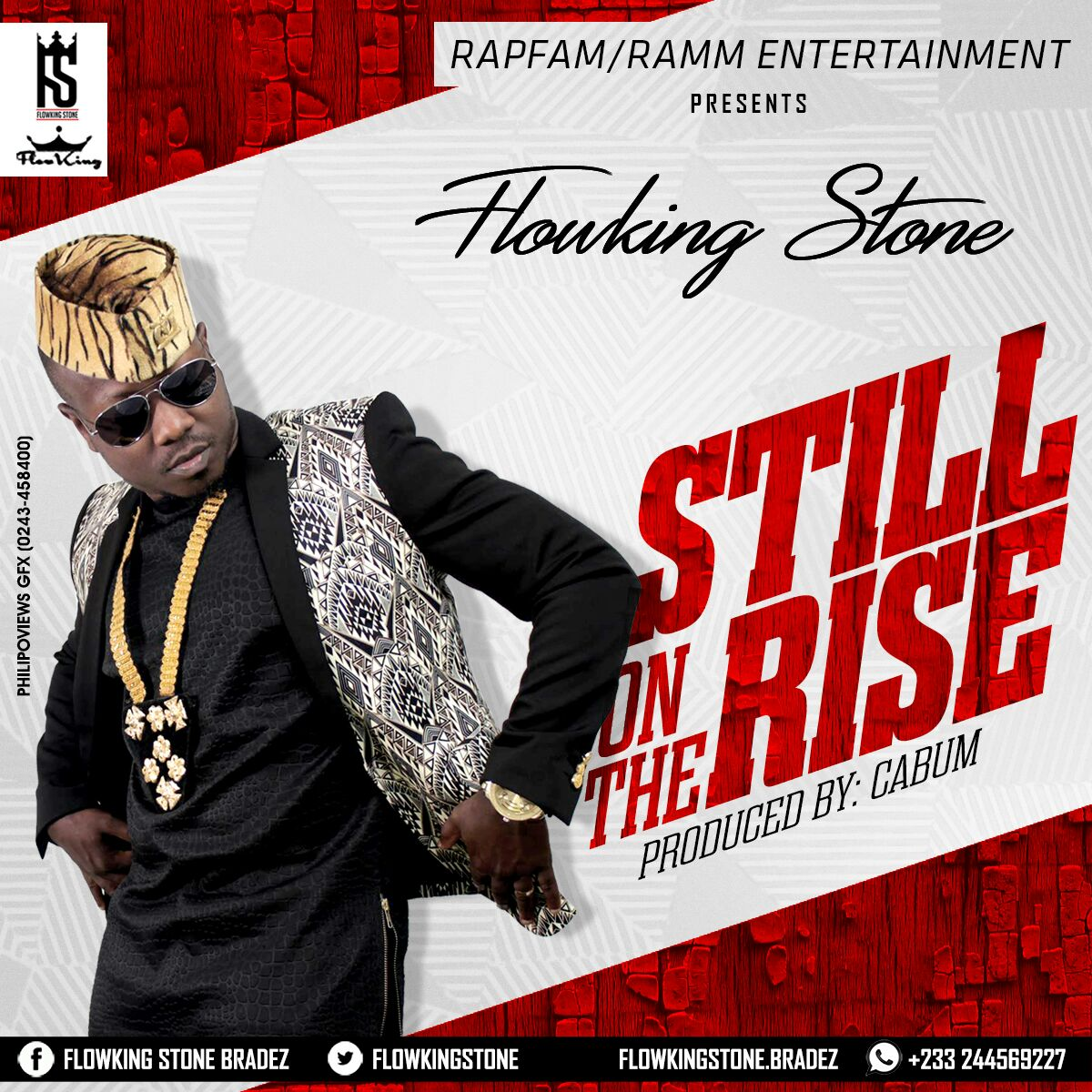 Flowking Stone – Still On The Rise ( CHARTER HOUSE DISS )