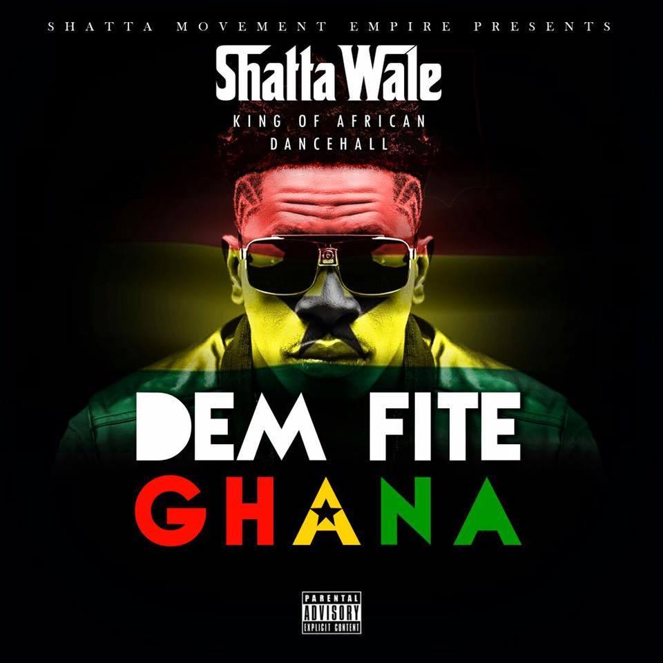 Shatta Wale – Dem A Fight Ghana (Prod By Da Maker)