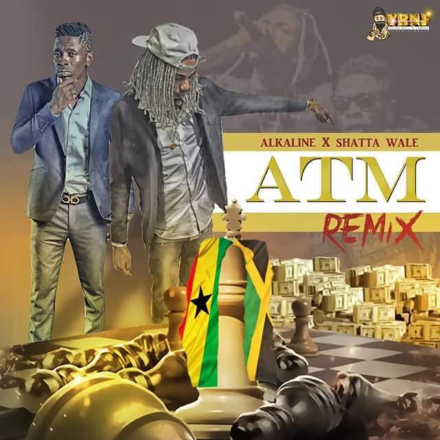 Shatta Wale X Alkaline – ATM (Remix)