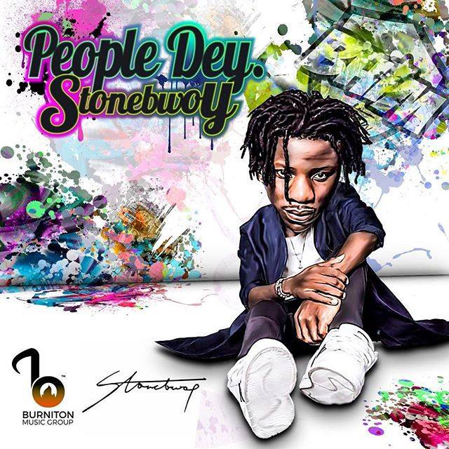 Stonebwoy - People Dey (Prod By BeatsDakay)