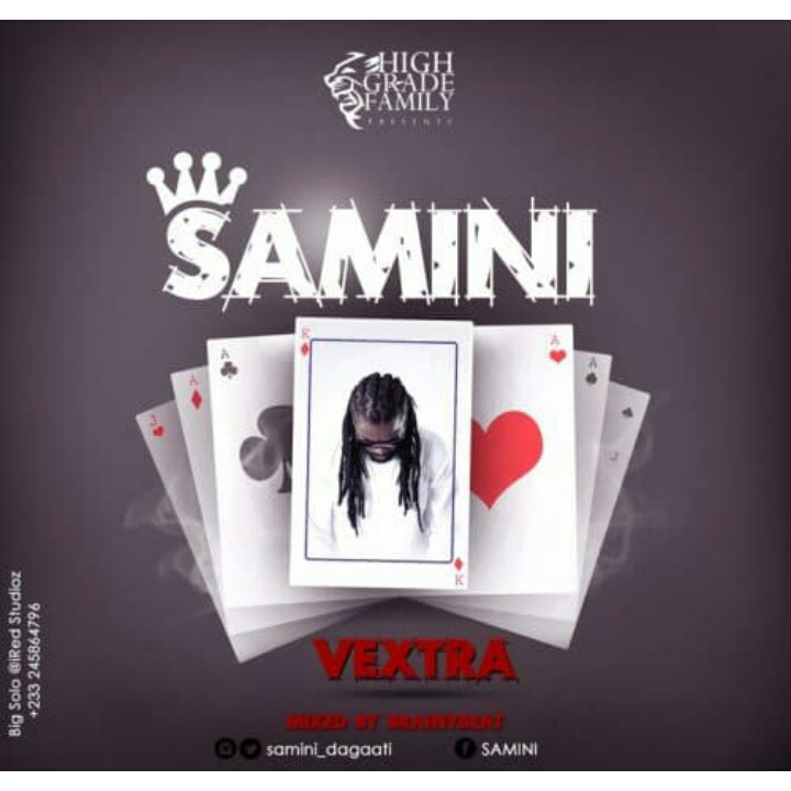 Samini – Vextra (Beyonce Hold Up Cover) (Mixed by Brainy Beatz)