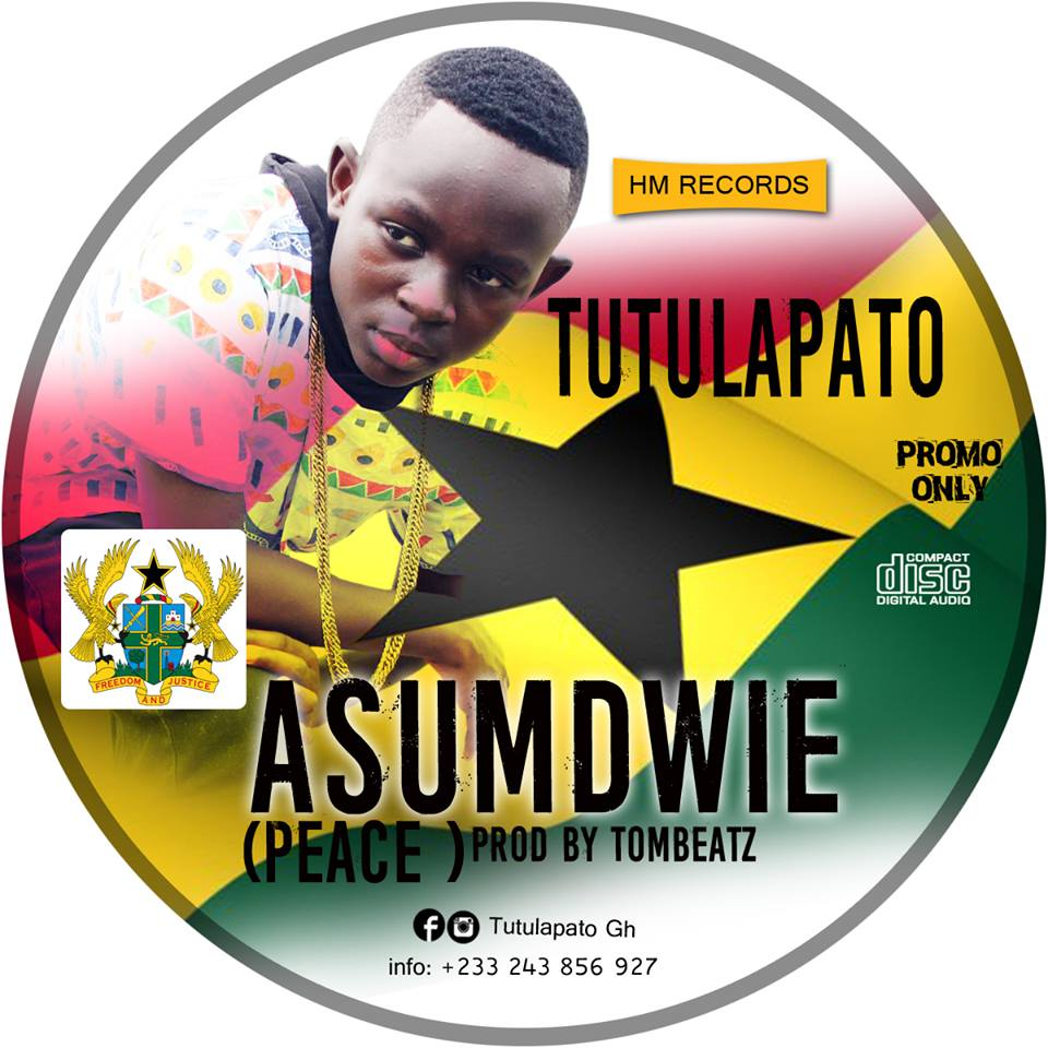 Tutulapato - Asumdwie (Peace) (Prod By Tombeatz)