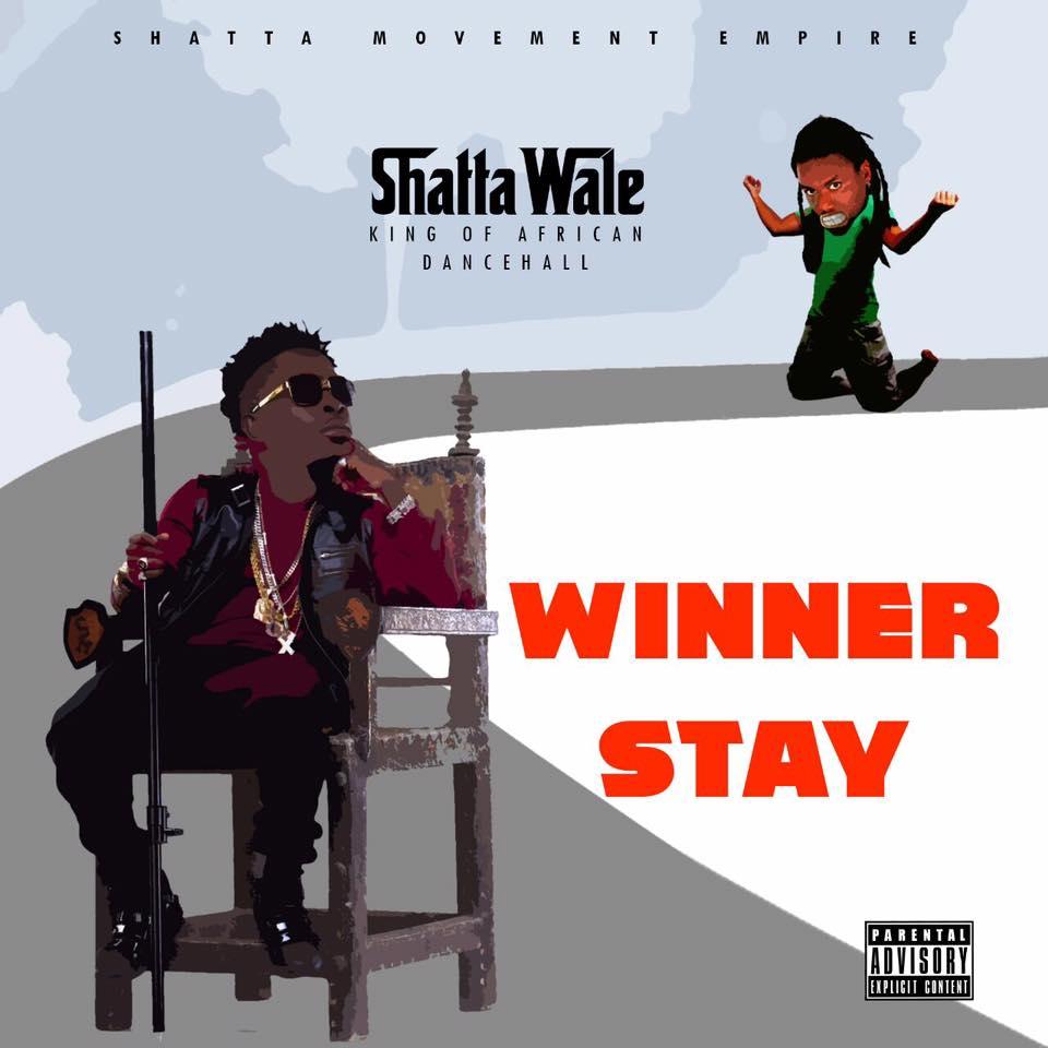 Shatta Wale – Winner Stay (Fly Your Niggaz) (Samini Diss Part 2)