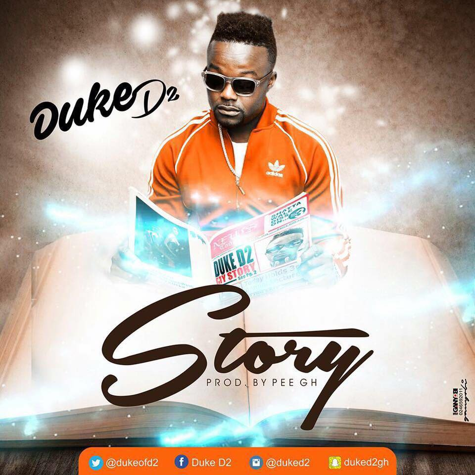 Duke (D2) – story (Prod By Pee Gh)