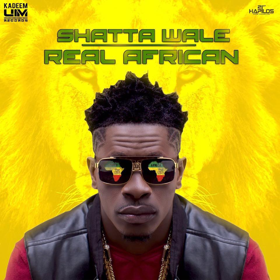Shatta Wale - Real African