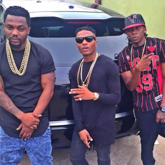 DOWNLOAD MP3 : R2bees Ft Wizkid – More (Prod by Del B)