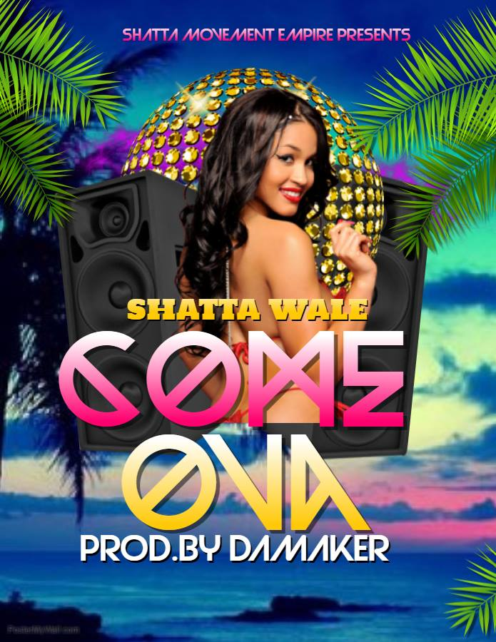 DOWNLOAD MP3 : Shatta Wale – Come Ova (Prod By Da Maker)