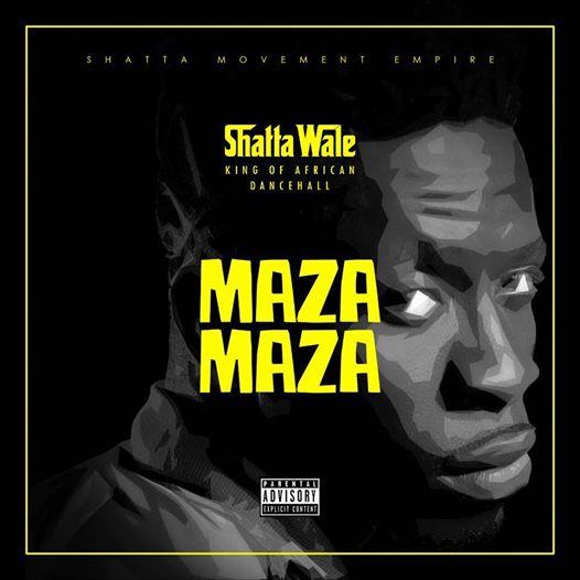 DOWNLOAD FREE MP3 : Shatta Wale – Maza Maza (Prod By Stone B)