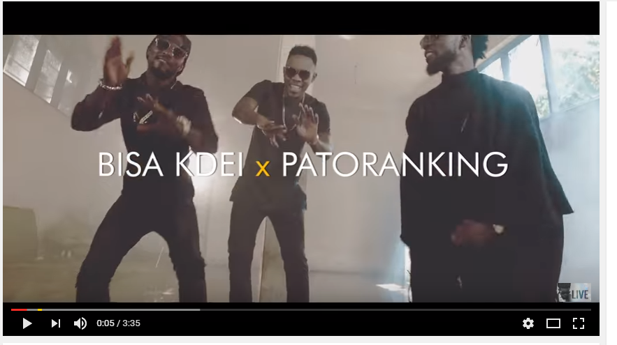 bisa-kdei-x-patoranking-life-official-video