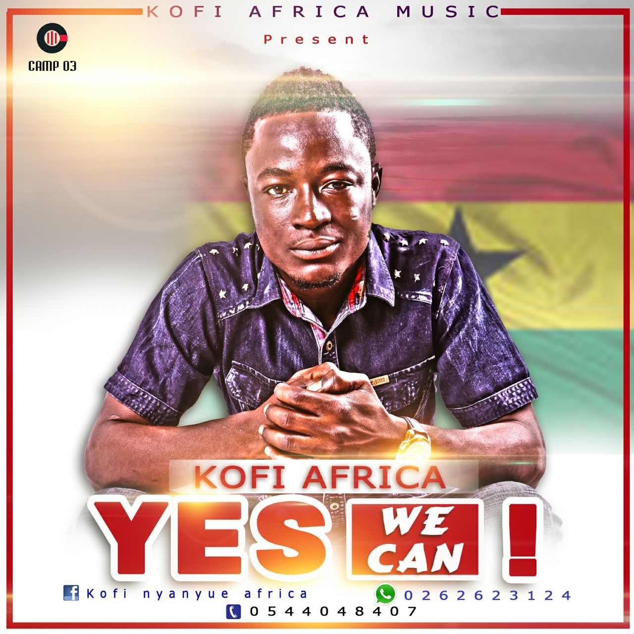 Kofi Africa – Yes We Can (Prod By Mr Brown Beatz)