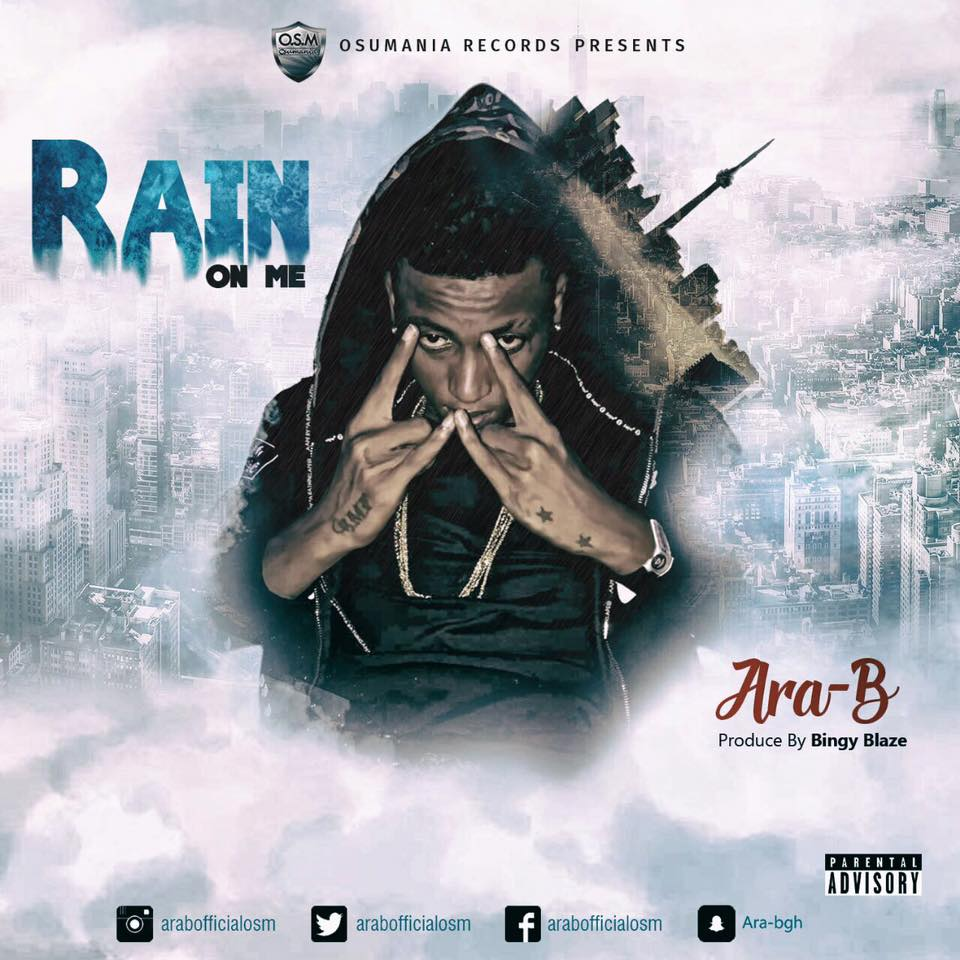 Ara-B – Rain On Me (Download MP3)