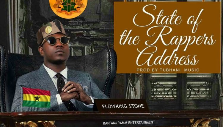Flowking Stone – State Of The Rappers Address (Prod By Tubhani Music)