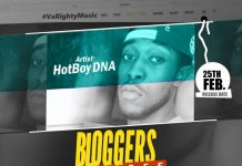 Hotboy DNA - Bloggers Dey Bee (Prod By Slo Dezzy)