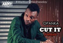 Opanka - Cut It Freestyle