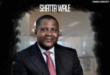 Shatta Wale - Aliko Dangote (Prod By Da Maker)