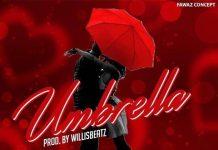 Shatta Wale - Umbrella (Prod By Willis Beatz)