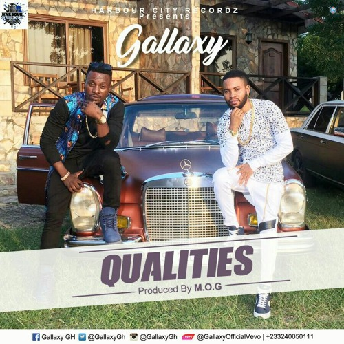 Gallaxy - Qualities (Prod by M.O.G )