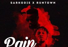 INSTRUMENTAL : Sarkodie - Pain Killer Ft Runtown (Prod By Beatz Masta)