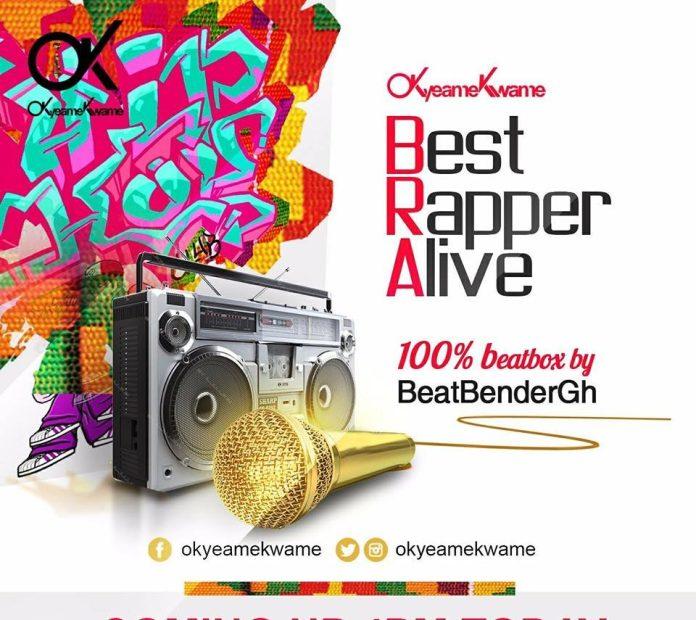 Okyeame Kwame - Best Rapper Alive ft Beatbender
