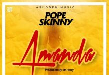 Pope Skinny - Amanda (Prod By Mr Herry)