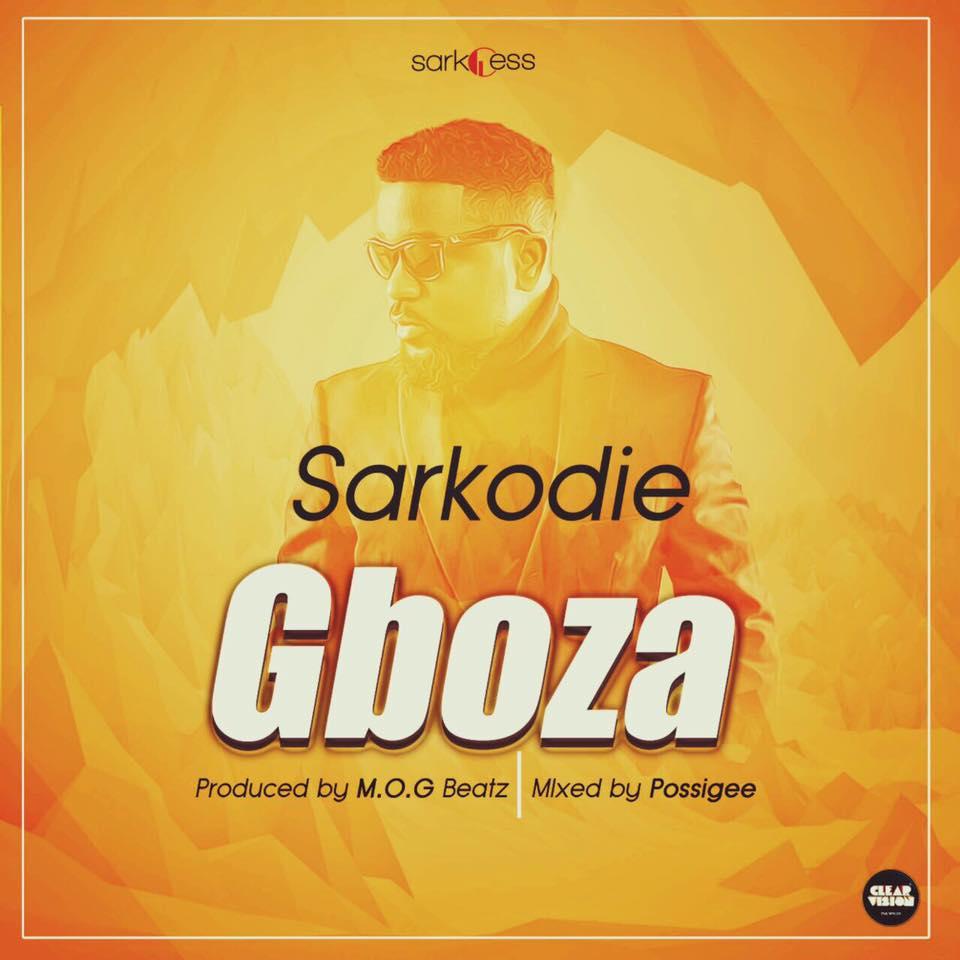 Sarkodie - Gboza (Prod By M.O.G.)
