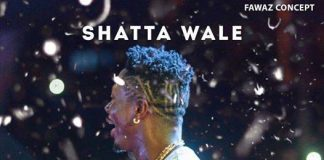 Shatta Wale - Am Blessed (Prod By willis Beat)