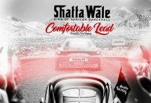 Shatta Wale - Comfortable Lead (Prod.By DJ PERF)