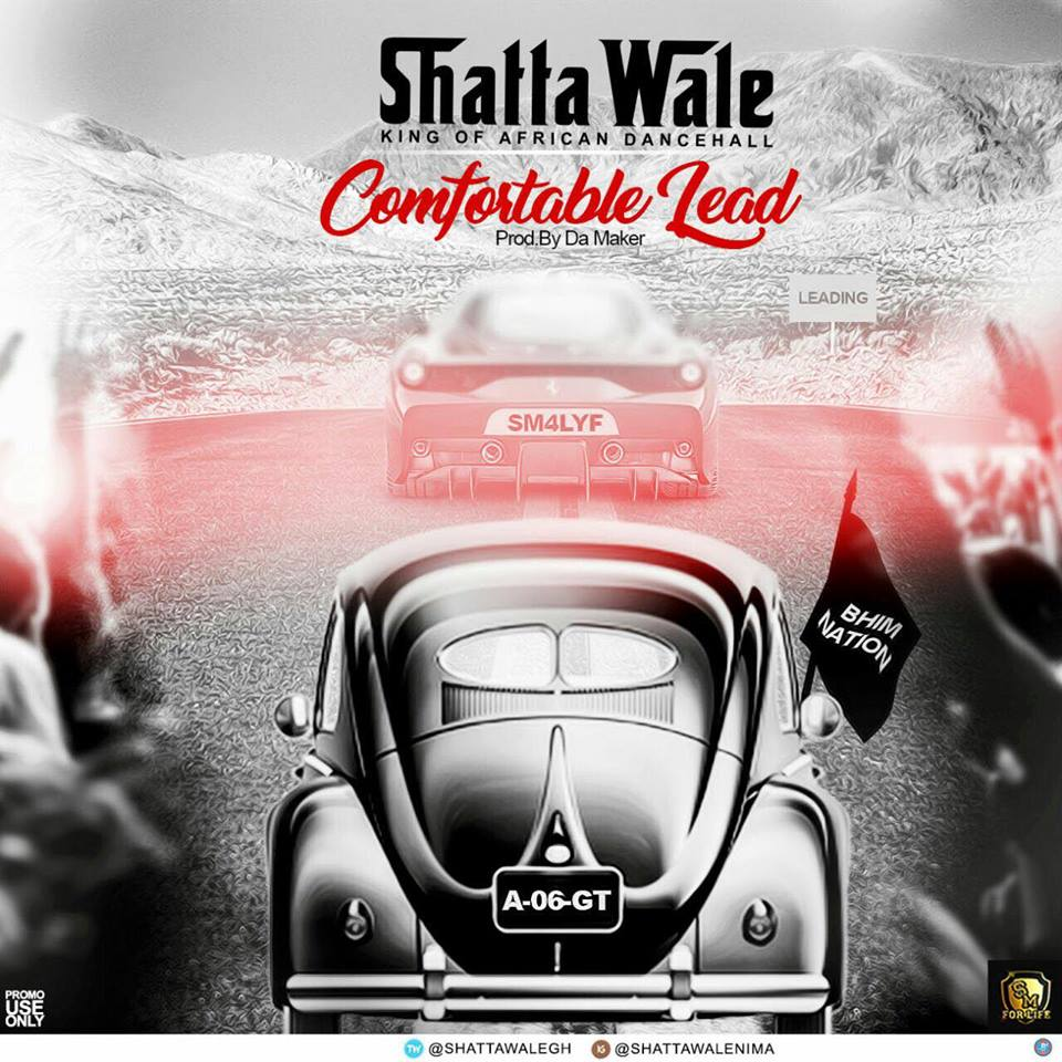 Shatta Wale - Comfortable Lead (Prod.By DJ PERF)