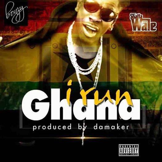 Shatta Wale - I Run Ghana (Prod By Da Maker)