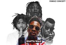 Shatta Wale - Take Over Ft Joint 77 x Addi Self x Captan