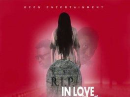 Standard Bogee Ft Singlet - I'm In Love With a Ghost (Prod By Willisbeatz)