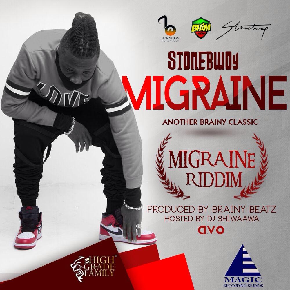 Stonebwoy - Migraine (Prod By Brainy Beatz)