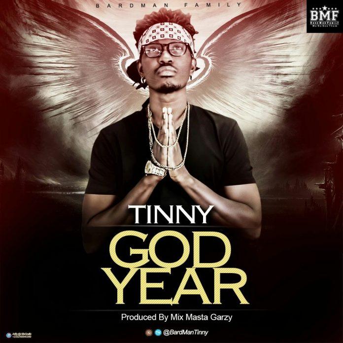 Tinny - God Year (Prod By Masta Grazy)