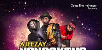 Ajeezay - Nonfa King Ft Amerado Burner x King Xzibit (Prod By Snowziga)