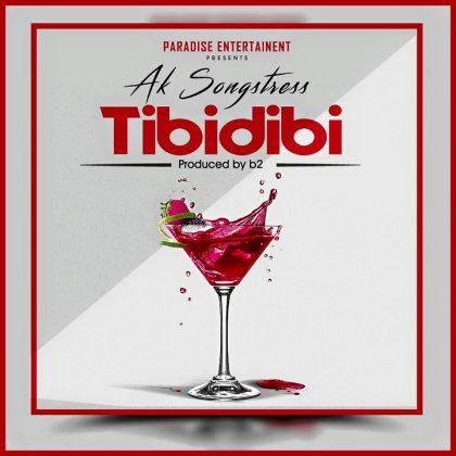 Download MP3 : Ak Songstress - Tibidibi (Prod By B2