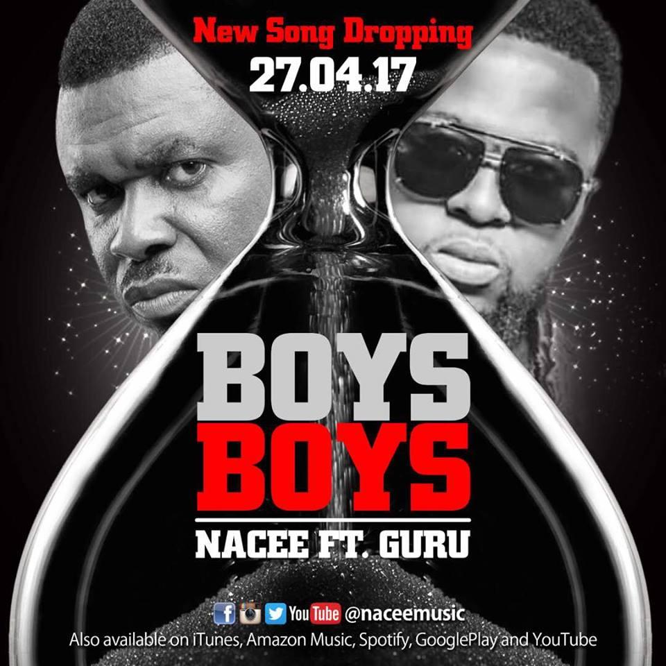 Nacee – Boys Boys ft Guru