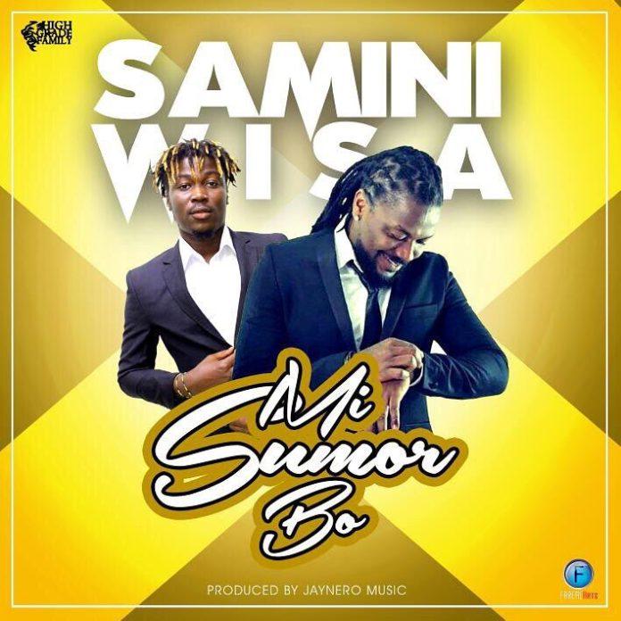 Samini - Mi Sumor Bo Ft Wisa Greid (Prod By Jaynero Music) (www.Ghanasongs.com)