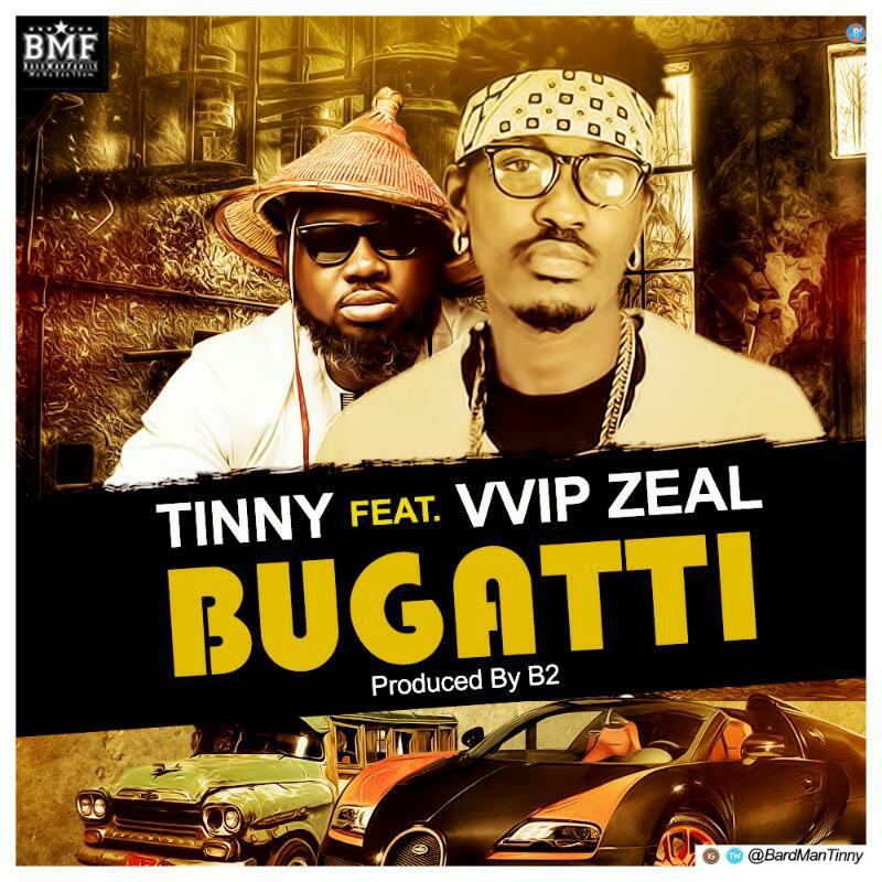 Tinny – Bugatti ft Zeal (Prod By B2)