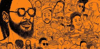 Wanlov the Kubolor - Mek We Rap ft Medikal x EL x Dex-Kwasi x Akan x Kwabena Jones x M3NSA x Macanache x Open Mike Eagle x Efo Chameleon