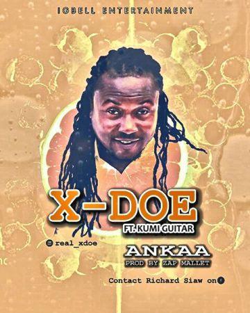 X-Doe - Ankaa Ft. Kumi Guitar
