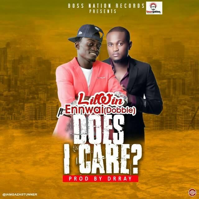 Nkansah Lil win Ft Ennwai Does I Care (Prod By Drraybeatz)