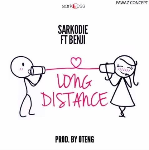 Sarkodie - Long Distance ft. Benji (Prod By OTENG)
