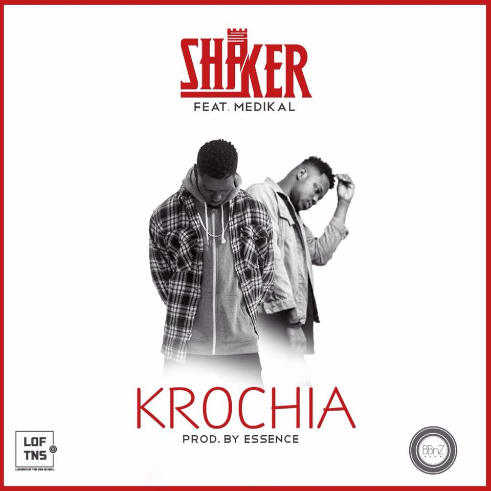 Shaker Ft Medikal - Krochia (Prod By Essence)