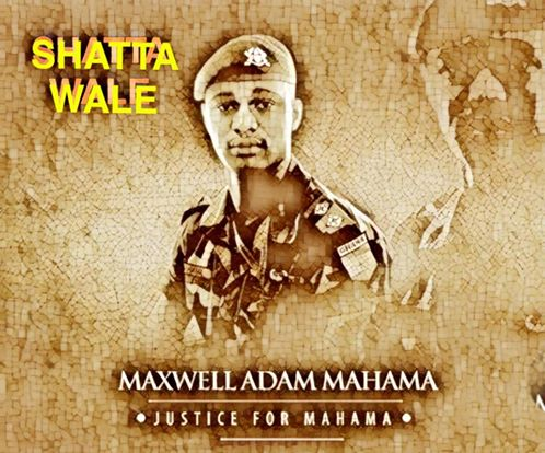 Shatta Wale - Maxwell Adam Mahama (Tribute Song)