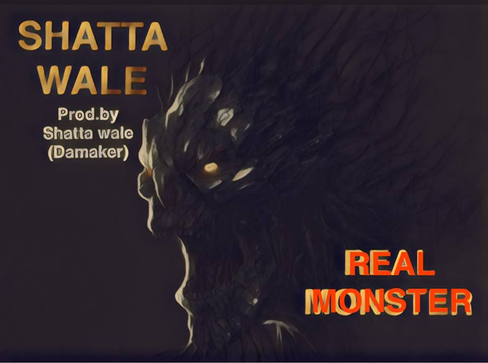 Download MP3 : Shatta Wale – Real Monster (Prod By Da Maker)