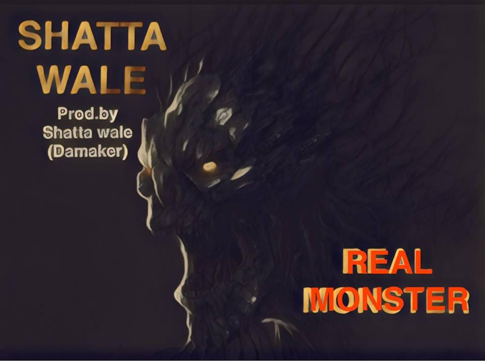 Shatta Wale - Real Monster (Prod By Da Maker)